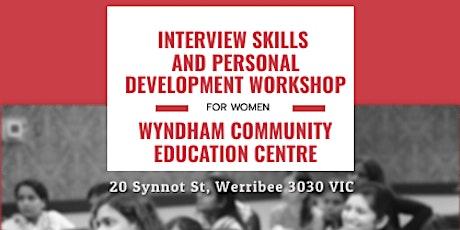 Resume Skills and Personal Development Workshop tickets