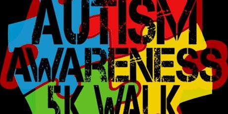 First Annual 5k Autism Awareness Walk tickets