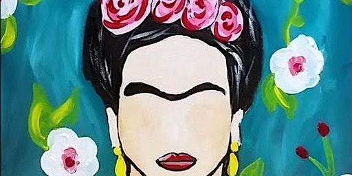Paint & Sip Night - FRIDA KAHLO celebrating International Women's Day @ CHANCELLOR TAVERN