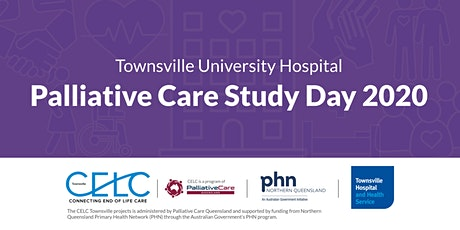 Townsville University Hospital - Palliative Care Study Day 2020 tickets