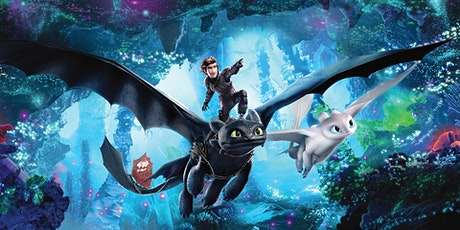 (POSTPONED) How to Train your Dragon: The Hidden World tickets