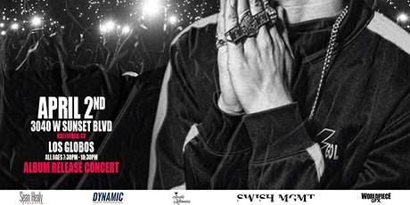 Almighty Suspect: Album Release Party! tickets