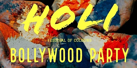 Holi & Hook-AAhh Day Time Color Party (12-6PM) tickets