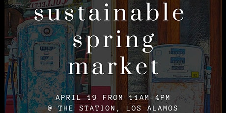 Sustainable Spring Market tickets