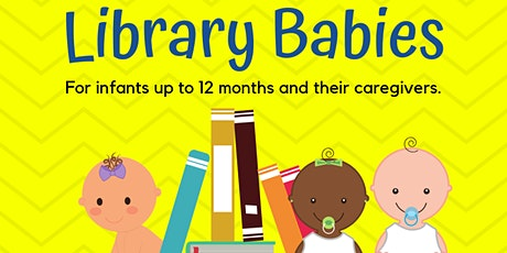 Library Babies: Infant Storytime tickets