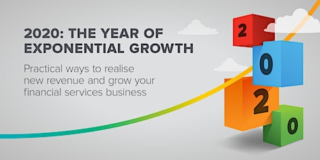 2020: The Year of Exponential Growth | Mackay tickets