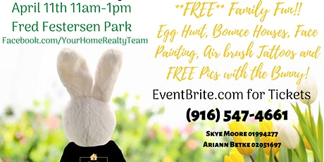 West Roseville Community Easter Egg Hunt tickets