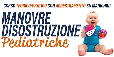 EVENTO GRATUITO - Tecniche di disostruzione pediatriche biglietti