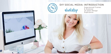 Sunshine Coast Business Mums -  DIY Social Media  - Introduction tickets