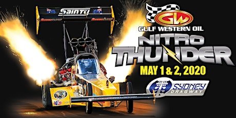 Gulf Western Oil Nitro Thunder - 1 & 2 May 2020 tickets