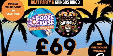 Magaluf Booze Cruise & Gringos Bingo £69 Magaluf Mega Deal tickets