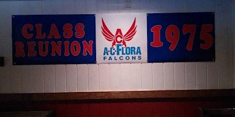 A.C. Flora Class of 1975 - 45th Class Reunion tickets