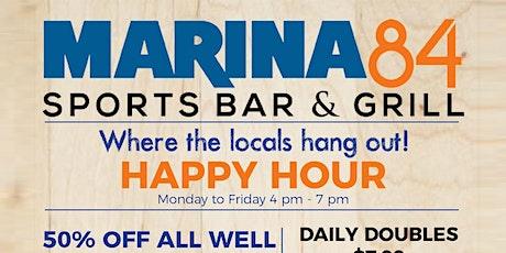 Happy Hour! Your locals favorite hangout spot! #drinklocal tickets