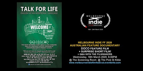 Melbourne Indie Film Festival 2020 – Australian Feature Documentary tickets