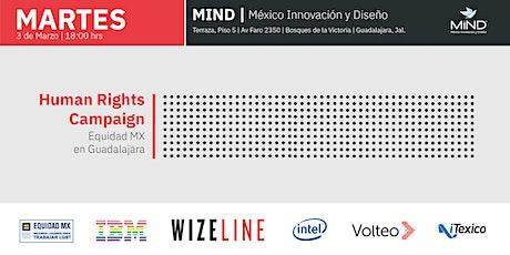 Presentación de #EquidadMX con Pride Connection Guadalajara entradas