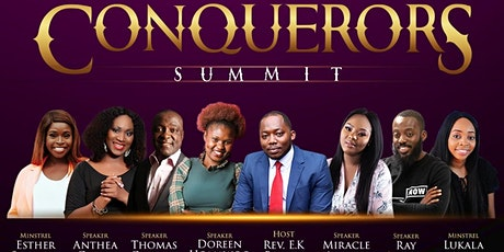 The Conquerors Summit tickets