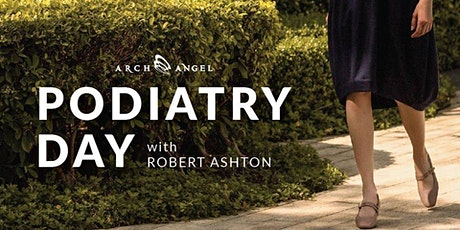 Podiatry Day with Robert Ashton tickets