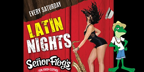 SATURDAY Latin Night - VIP TABLE tickets