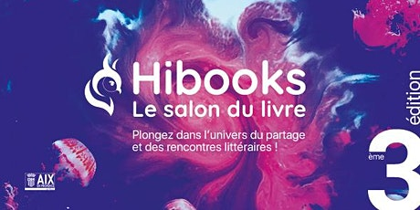 Salon du livre Hibooks 2020 billets