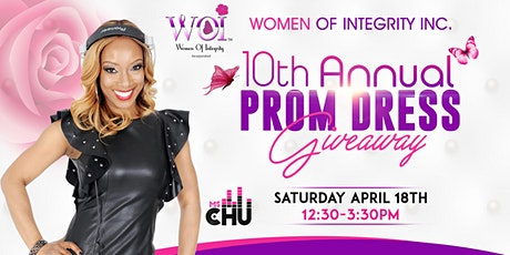 WOI's  10th  Annual Prom Dress Giveaway tickets