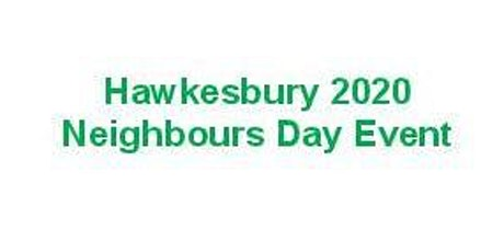 Hawkesbury Neighbour Day - at Richmond, NSW, Sunday 29th March 2020. tickets