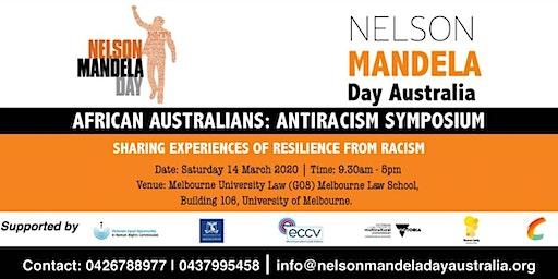 AFRICAN AUSTRALIANS: ANTI-RACISM SYMPOSIUM