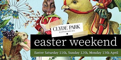 Clyde Park's Big Easter Egg Hunt 2020
