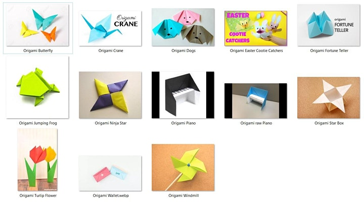 Origami for Kids image