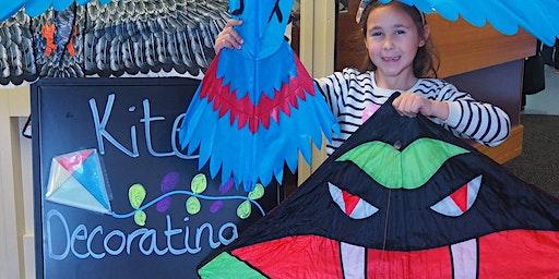 Kite-making Workshop