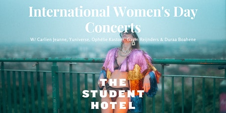 International Woman's Day - Concerts tickets