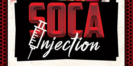 Soca Injection Party Stream - Easter Sunday tickets