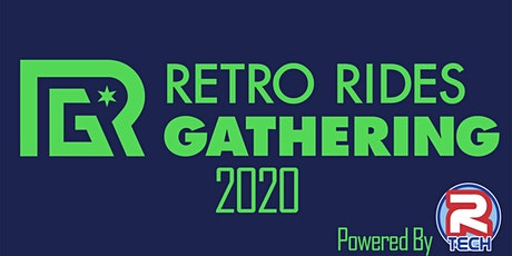 Retro Rides Gathering 2020 - Powered by R-Tech Welding tickets