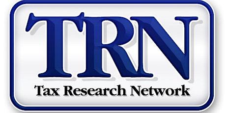 TRN Clinical Tax Education Workshop tickets