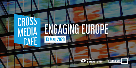 Cross Media Café - Engaging Europe (cancelled) tickets