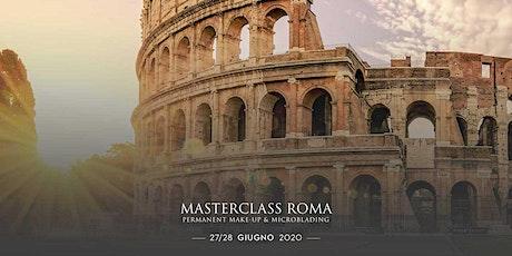 Masterclass Roma biglietti