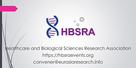 2020 – 25th International Conference on Research in Life-Sciences & Health tickets