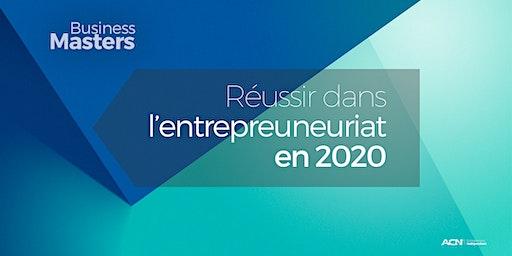 Réussir dans l'entrepreneuriat - Business Masters