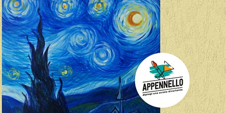 Senigallia (AN): Stelle e Van Gogh, un aperitivo A biglietti