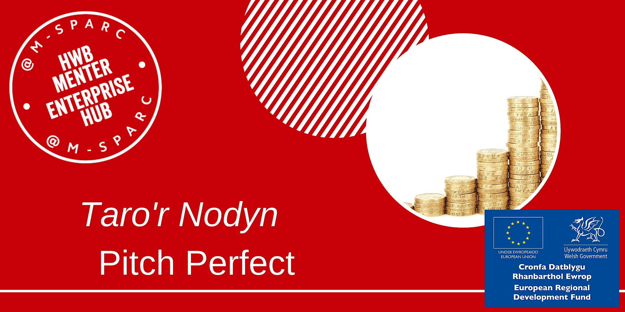 Taro'r Nodyn - Pitch Perfect