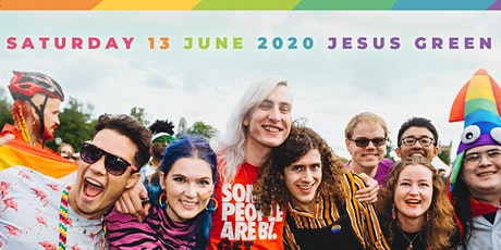Cambridge Pride 2020 Open Meeting tickets