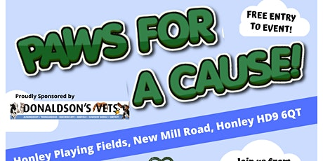 Paws For A Cause 2020 tickets