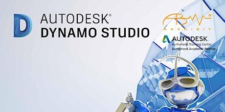 OPEN DAY AUTODESK DYNAMO - ArchiBit Generation s.r.l. - Roma Nord biglietti