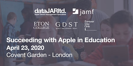 Succeeding with Apple in education tickets