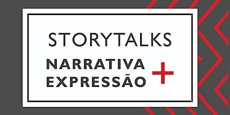 STORYTALKS - Narrativa + Expressão bilhetes