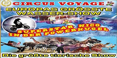Circus Voyage Familienvorstellung in Leipzig 2020