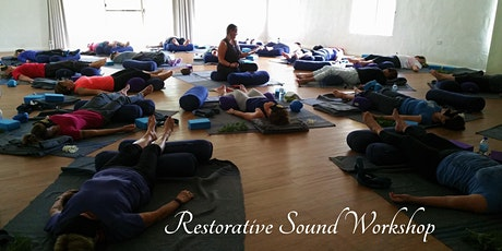 Margaret River Restorative Sound Workshop tickets