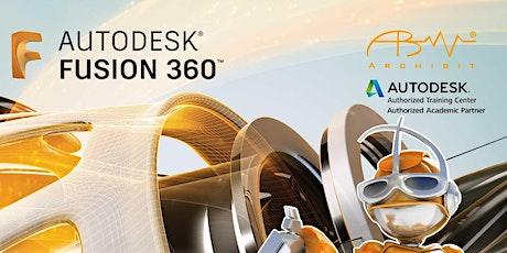 OPEN DAY AUTODESK FUSION 360 - ArchiBit Generation s.r.l. - Roma Nord biglietti