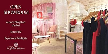 Open Showroom - Mode Femme Petite - Les Petites Ambitieuses tickets