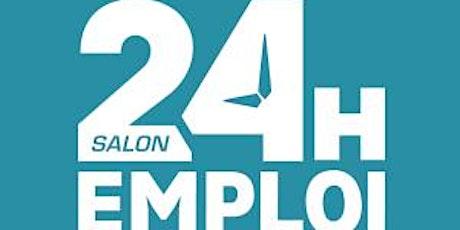 24 Heures pour l'Emploi et la Formation – Rennes 2020 billets