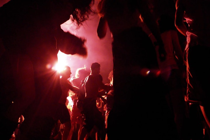 Trafostation 61-Festival 10 Years Anniversary: Bild